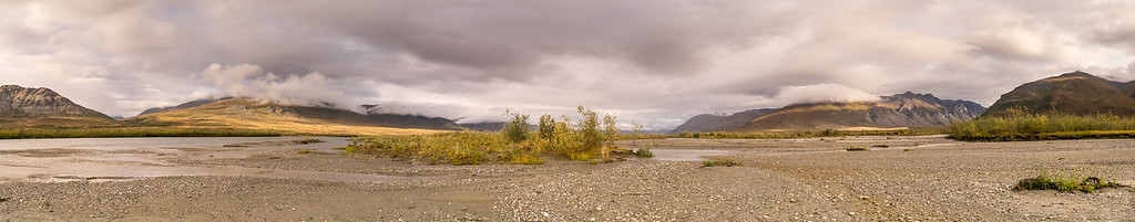 intersection of the Noatak and Kugrak River