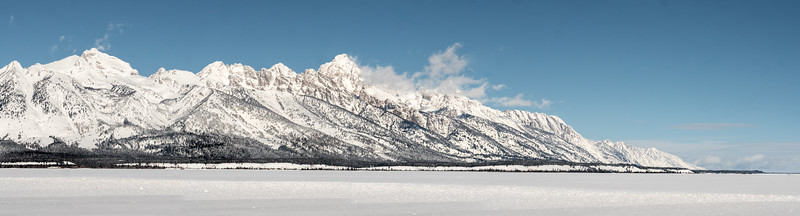 The North Tetons