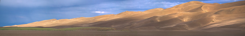 600 Feet of Sand