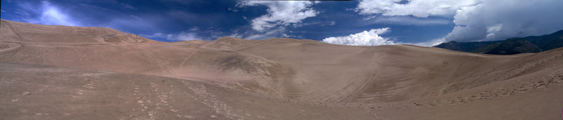 Great Sand Dunes interior