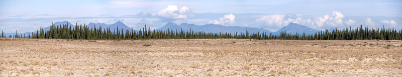 Brooks Range over Kobuk Range