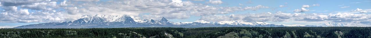 Wrangel Range