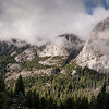 Liberty Bell and Virgil Falls Yosemite National PArk