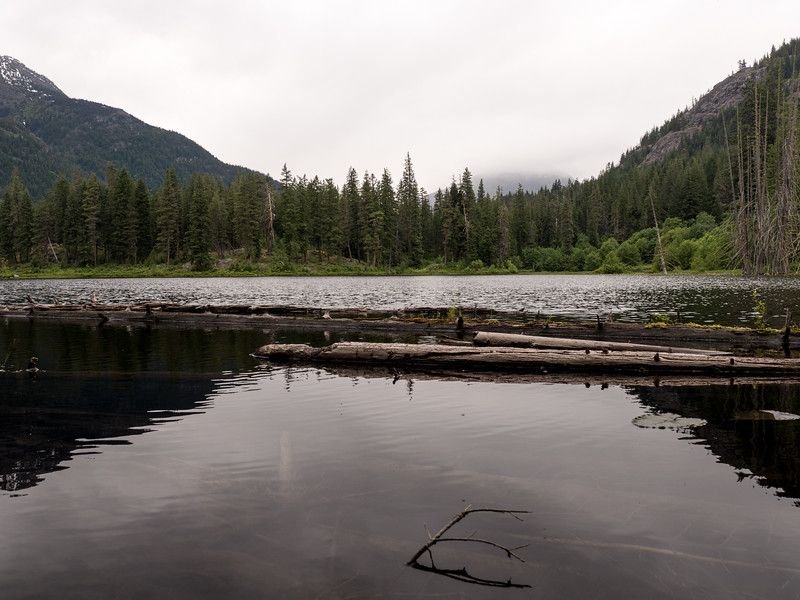 Howard Lake Stehekin