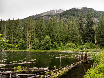 Howard Lake Stehekin