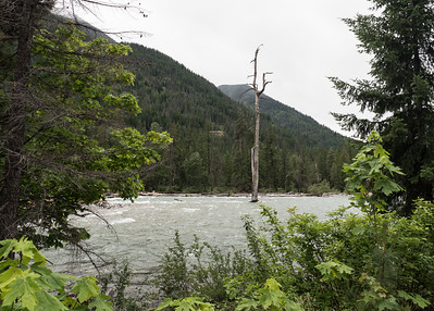 High Water on the Stehekin