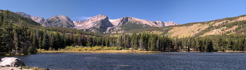 Sprague Lake Rocky Mountain National PArk