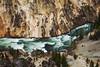Yellowstone River and Grand Canyon, Yellowstone National Park