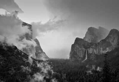 Yosemite National Park Artists Point