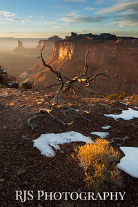 Resting Place - Canyonlands NP