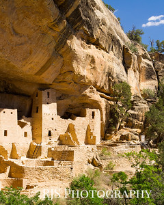 Cliff Palace - Mesa Verde NP