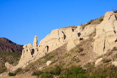 Big Bend Ranch State Park, El Camino del Rio
