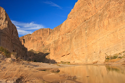 Boquillas Canyon, Big Bend National Park