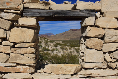 Mariscal Mine, Big Bend National Park