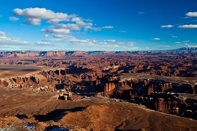 Grandview at Canyonlands
