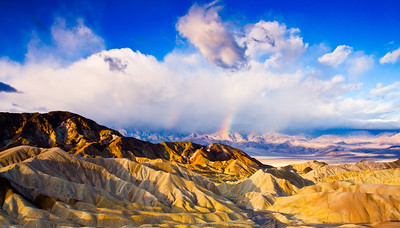 Zabriske Point, Death Valley