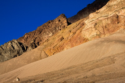 Near Artist's Palette, Death Valley