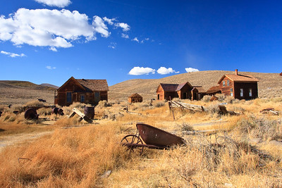 Times Past, Bodie Ghost Town