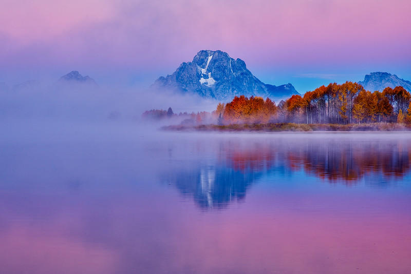 Snake River, Teton National Park Wyoming