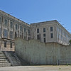 May 9, 2009 - Recreation Yard at Alcatraz Island, San Francisco, CA.