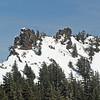 March 20, Garfield Peak, Crater Lake NP, Oregon.