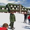 March 20, Snowshoeing Interpreter, Crater Lake NP, Oregon.