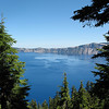 August 21, 2009.  Crater Lake.