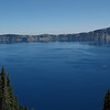 August 21, 2009.  Tour Boat on Crater Lake.