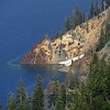 July 13, 2012.  Crater Lake National Park, Oregon.