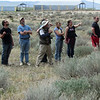 May 19, 2012 - Birders at Petroglyph Point