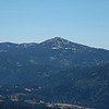 July 4, 2013.  Mt. Ashland from Soda Mtn. NABA Butterfly Count.  Cascade-Siskiyou NM, Oregon.
