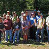 Organizations Represented: BLM (Washington, Portland and Medford), Conservation Land Fund, Southern Oregon Land Conservancy, Pacific Crest Trail Association, Pacific Forest Trust, Hancock Timbers, Senator Merkley's Office and Friends of Cascade-Siskiyou NM.