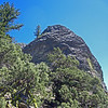 April 13, 2014. Pilot Rock, Cascade-Siskyou NM, Oregon.