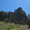 July 5, 2010.  Pilot Rock, Cascade-Siskiyou NM, BLM, OR.