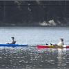 June 1, 2012.  Canoes at Hyatt Lake, Oregon.