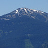 June 21, 2012 - Mt. Ashland seen from the Greensprings Loop Trail, BLM, Oregon