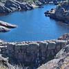 May 24, 2009.  Bear Gulch Reservoir at Pinnacles National Monument, California