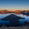 Golden Rim - Crater Lake National Park