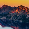 Sunset Gradient 2 - Crater Lake National Park