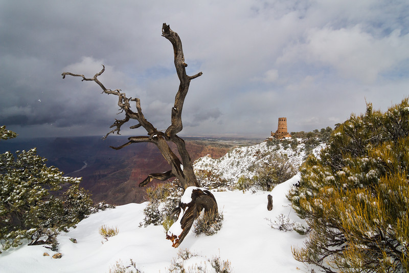 Desert View - Grand Canyon National Park