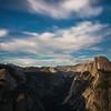 Golden Light from Glacier Point - Yosemite NPS