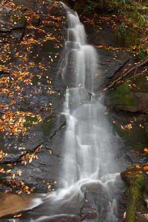 Great Smokies National Park Waterfall