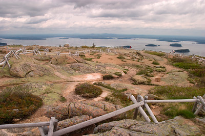 Cadillac Mountain summit