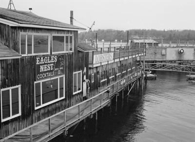 Bar Harbor dock