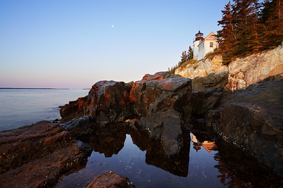 Bass Harbor Lighthouse Sunrise, Acadia National Park