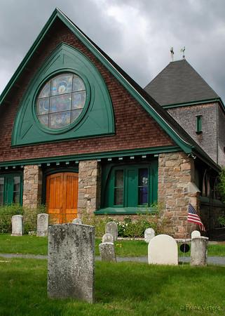 Bar Harbor church