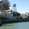 Alcatraz Island, San Francisco Bay Area, California, February 2014.