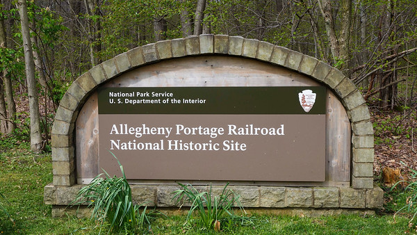 Allegheny Portage Railroad National Historic Site - PA - 050616