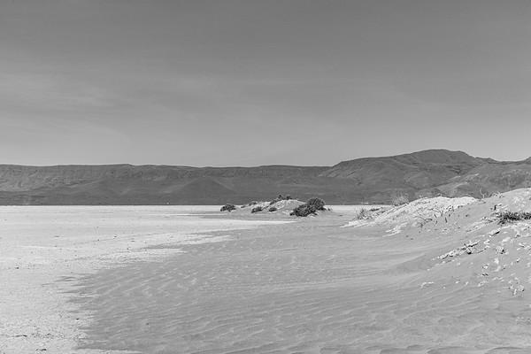Forever Drifting Sands