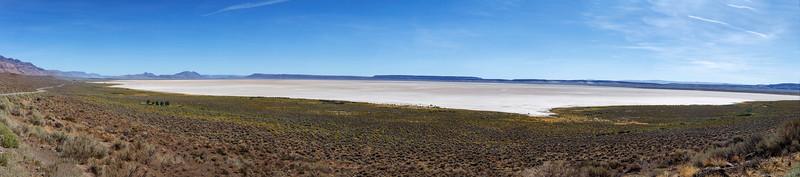 Alvord Desert Panorama
